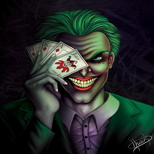 Joker samsung duvarkağıdı