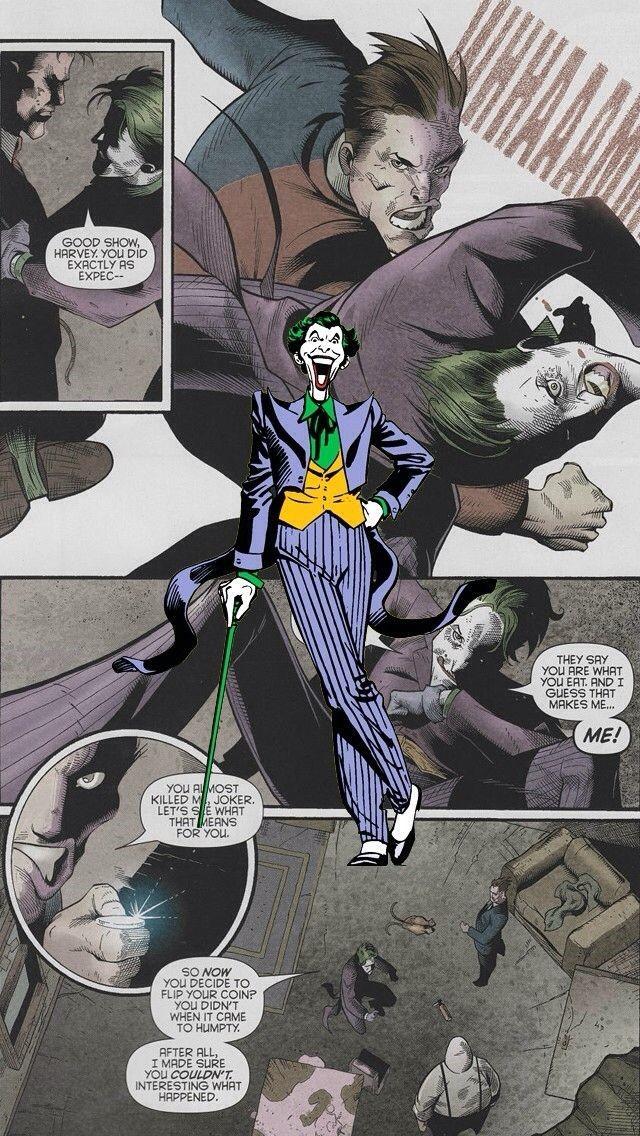 Joker story