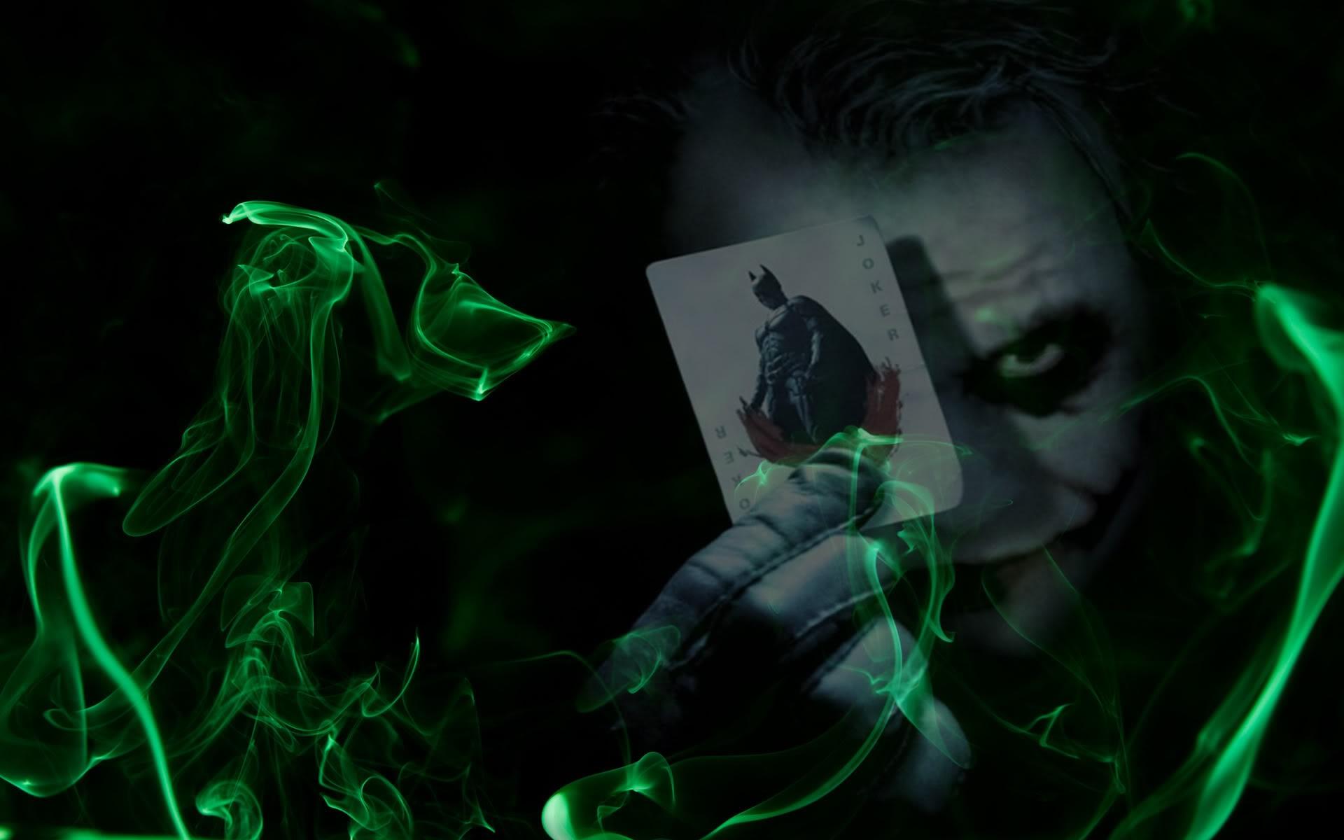 Joker uhd foto