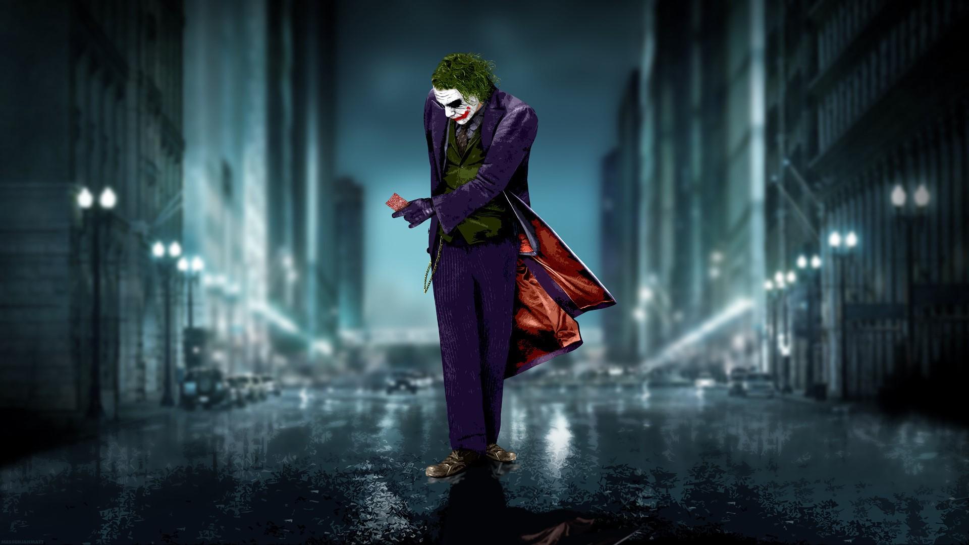 Joker uhd wallpaper