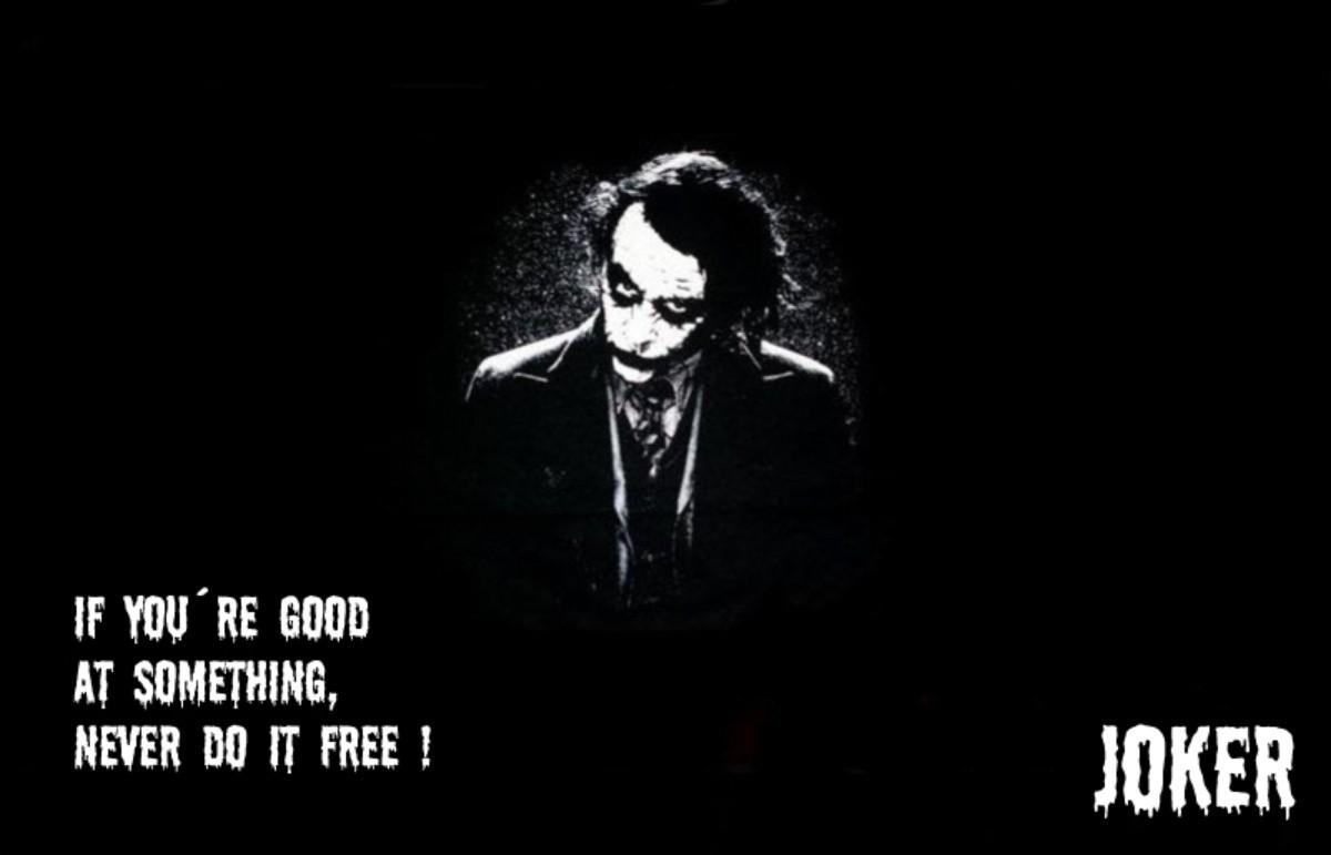 Joker ultra hd foto