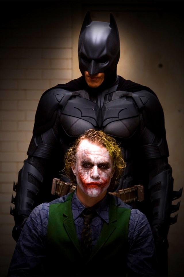 Joker ve Batman
