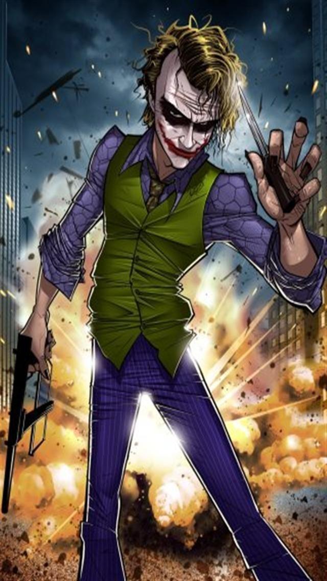 Jokerin yüzü