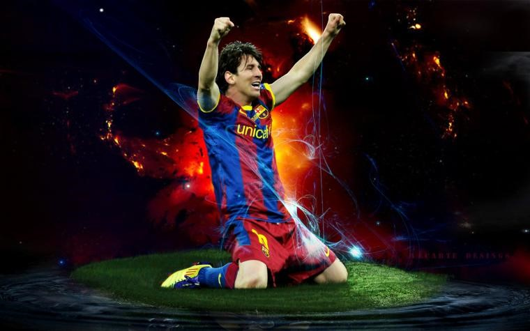 Lionel Messi 2k fotoları