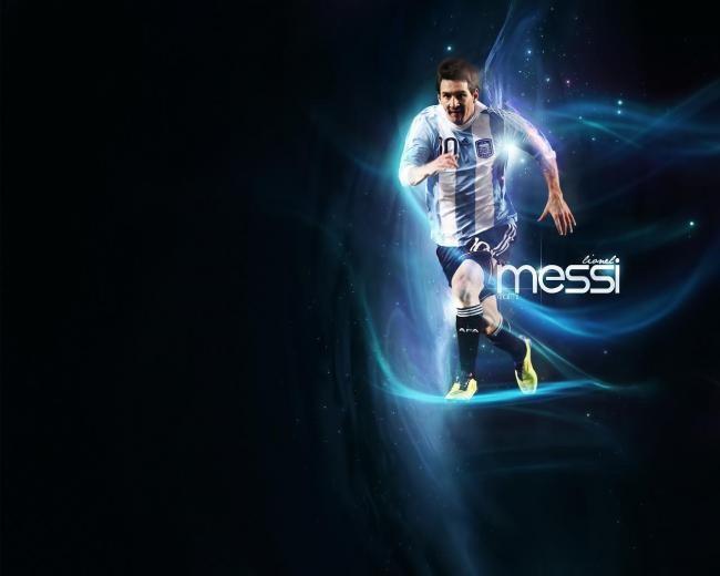 Lionel Messi 4k foto