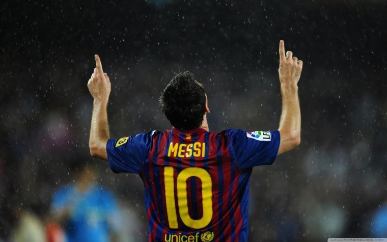 Lionel Messi 4k fotoları