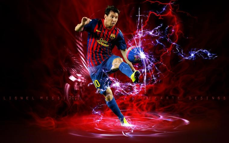 Lionel Messi 4k wallpaper