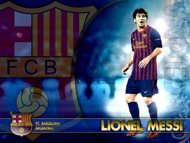 Lionel Messi 720p wallpaper