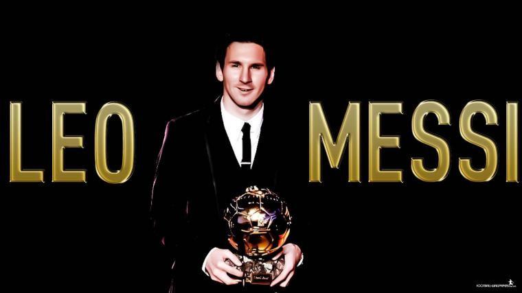 Lionel Messi 8k balln dor