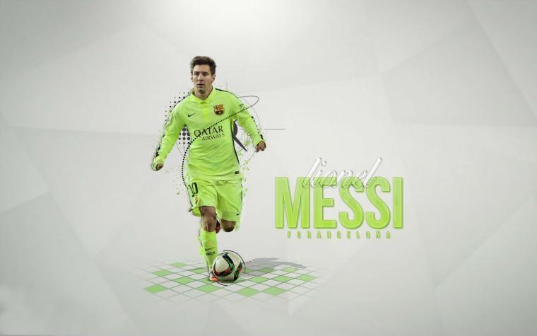Lionel Messi 8k foto