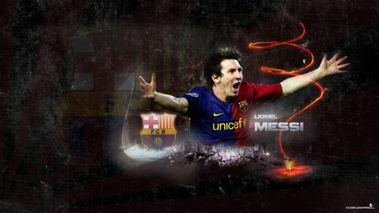 Lionel Messi 8k görseller