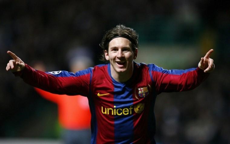 Lionel Messi fotoğraf