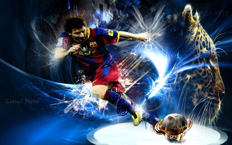 Lionel Messi hd resim