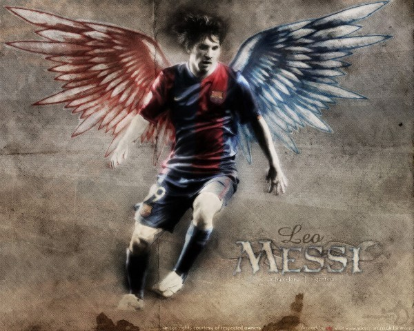 Lionel Messi uhd resimler