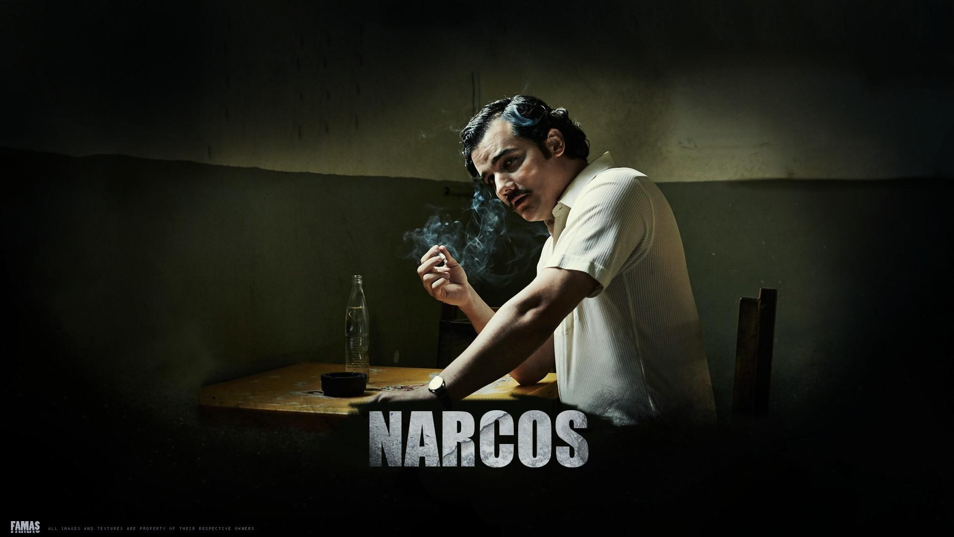 Narcos hd wallpaper