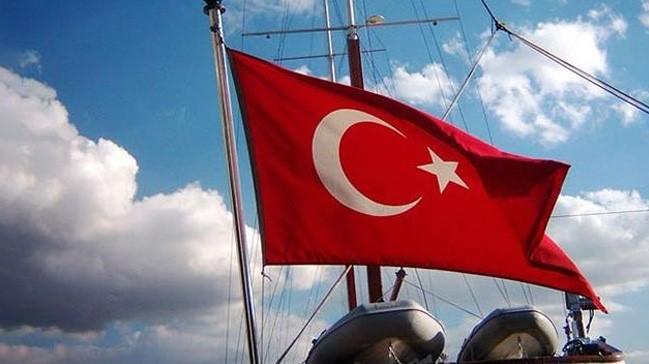 Türk Bayrağı 10k duvarkağıdı