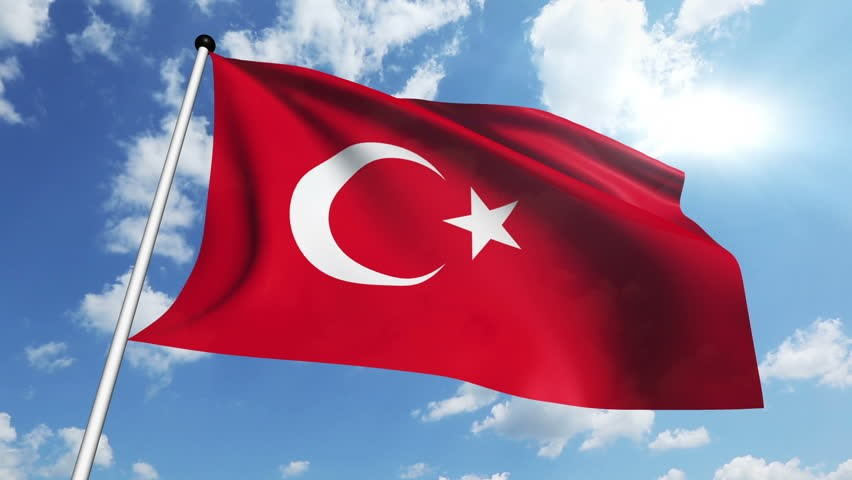 Türk Bayrağı 10k görseller