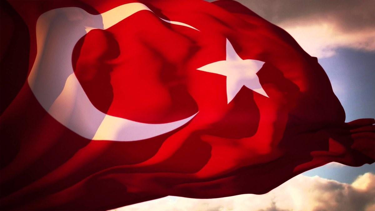 Türk Bayrağı 10k resimleri