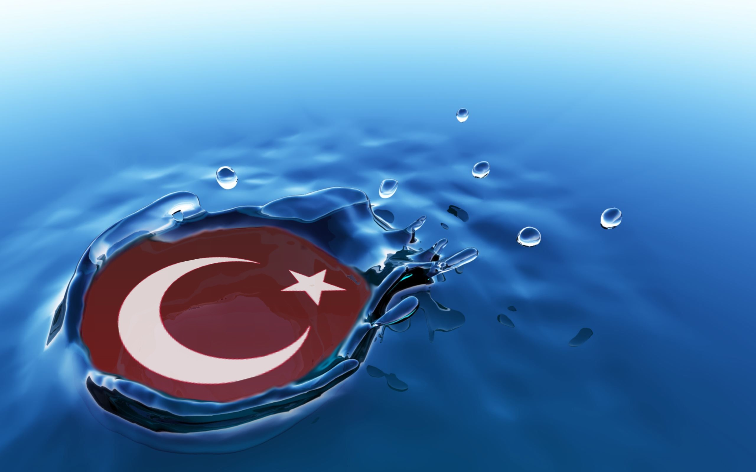 Türk Bayrağı 10k wallpaper