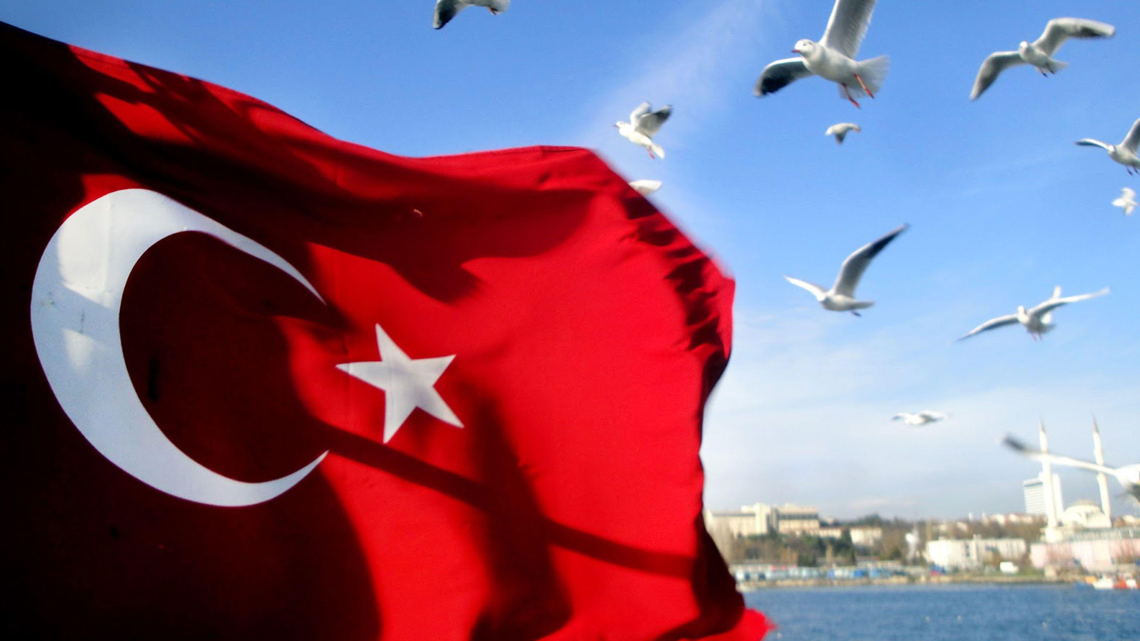 Türk Bayrağı 10k wallpapers