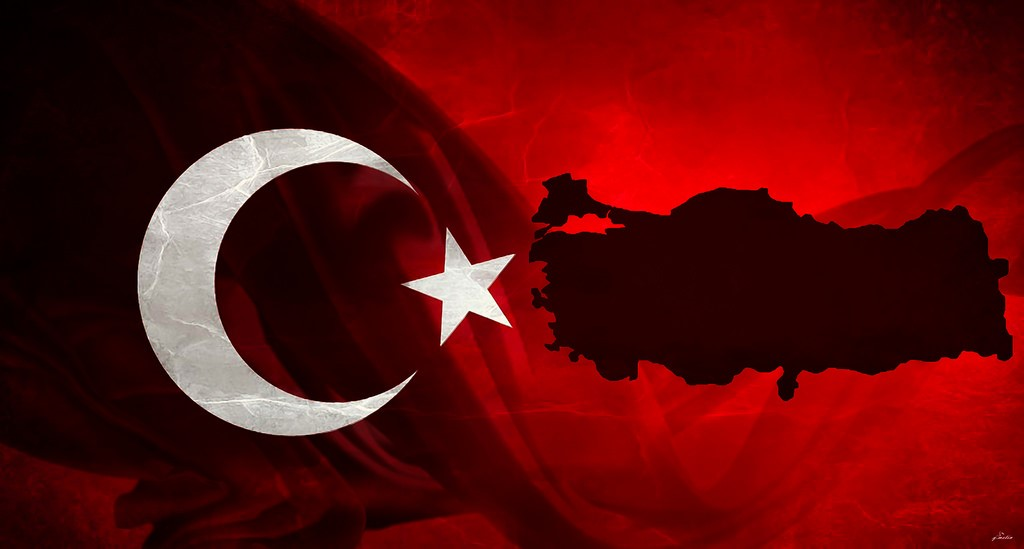 Türk Bayrağı 2k resimleri