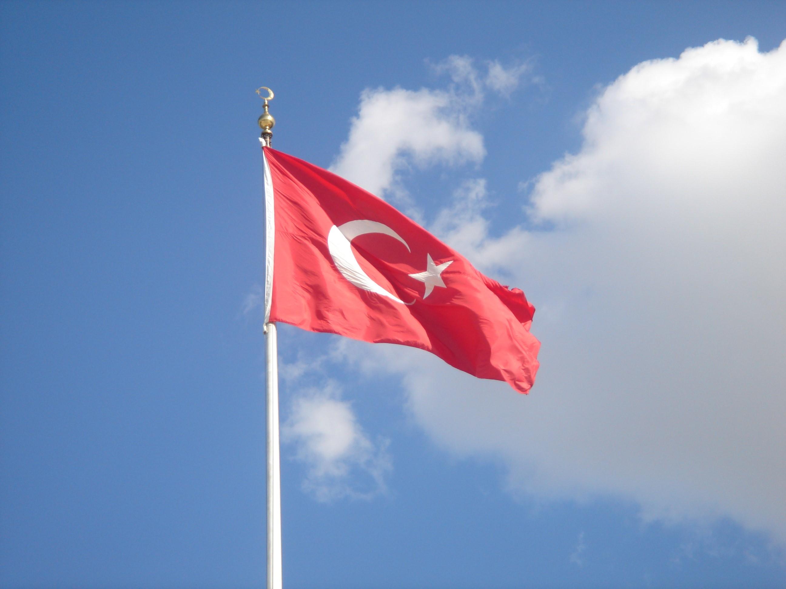 Türk Bayrağı 4k görseller
