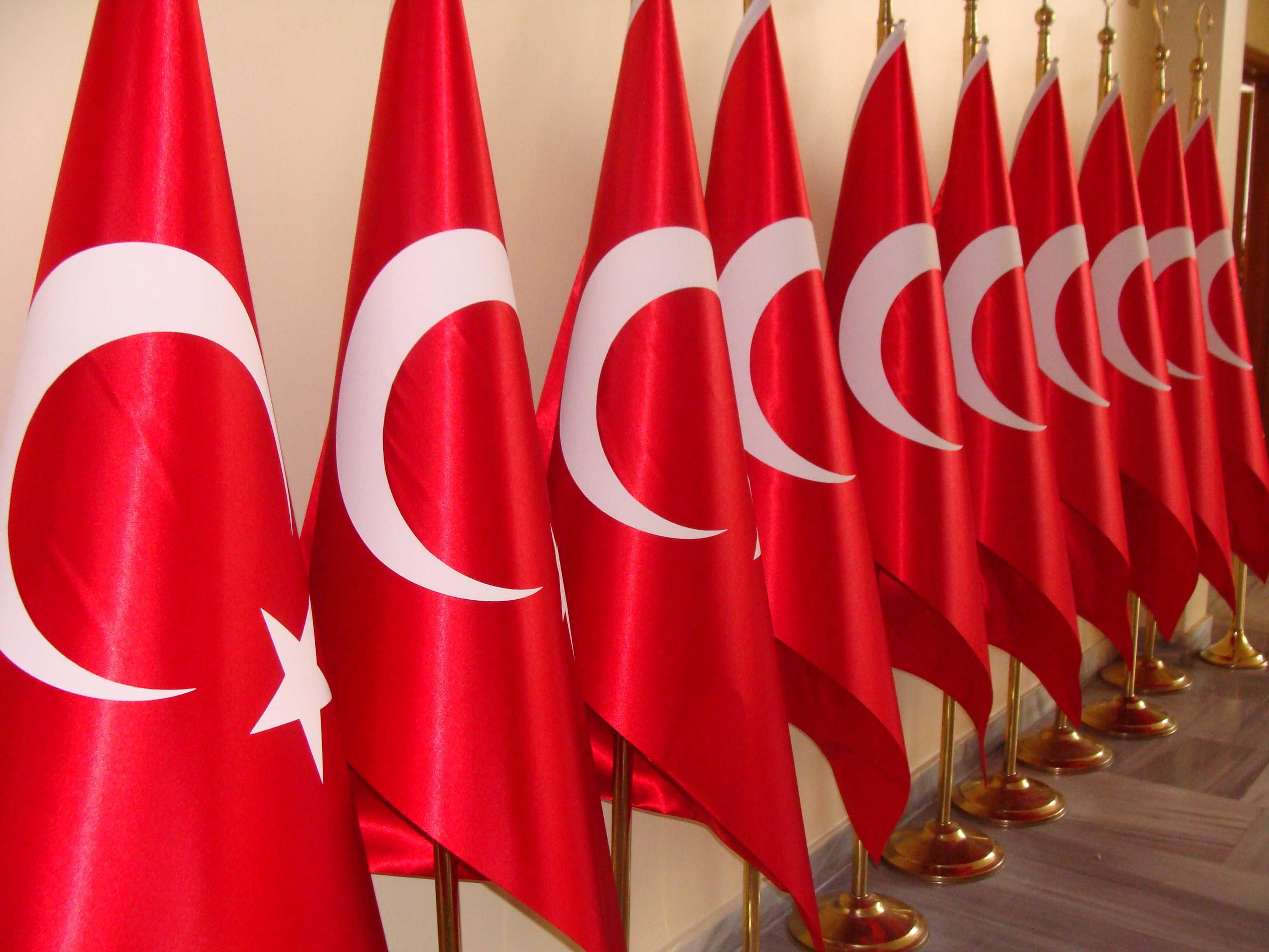 Türk Bayrağı 4k wallpaper