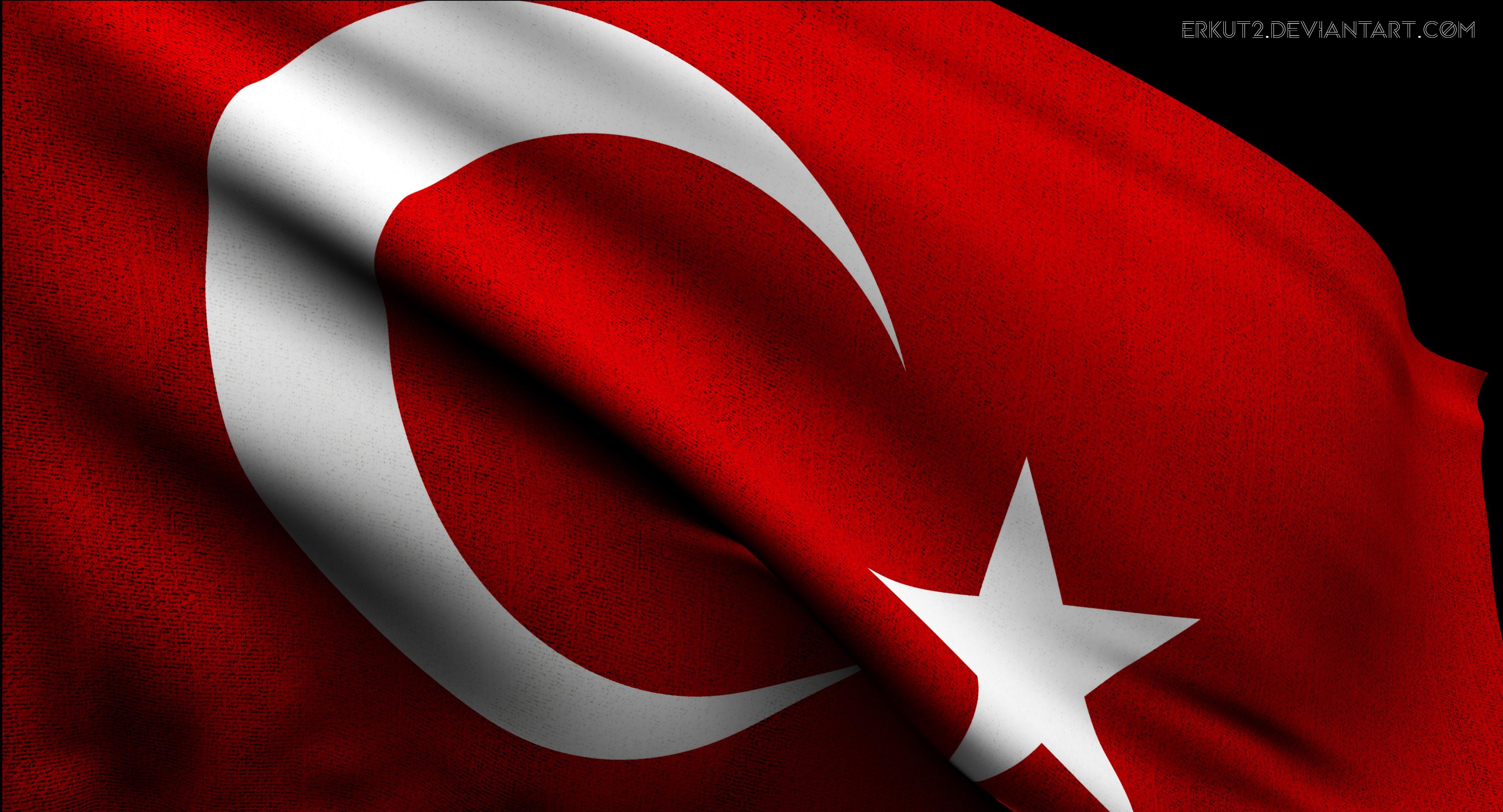 Türk Bayrağı 720p wallpaper
