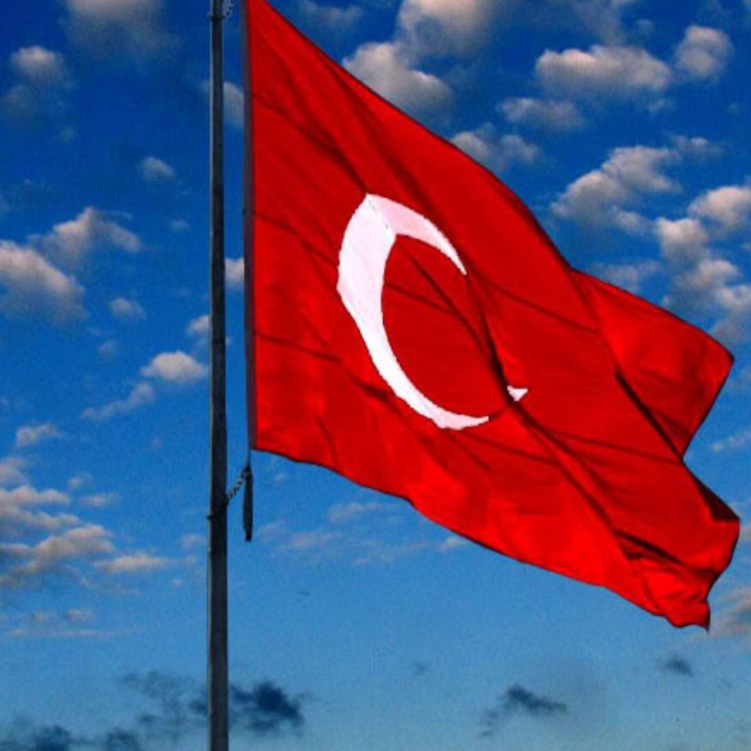 Türk Bayrağı 8k wallpaper