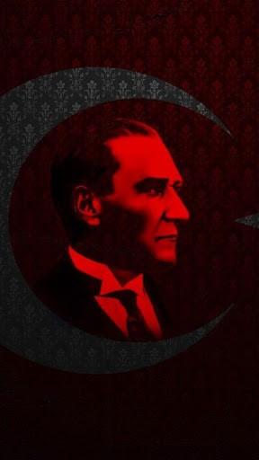 Türk Bayrağı Android duvarkağıdı