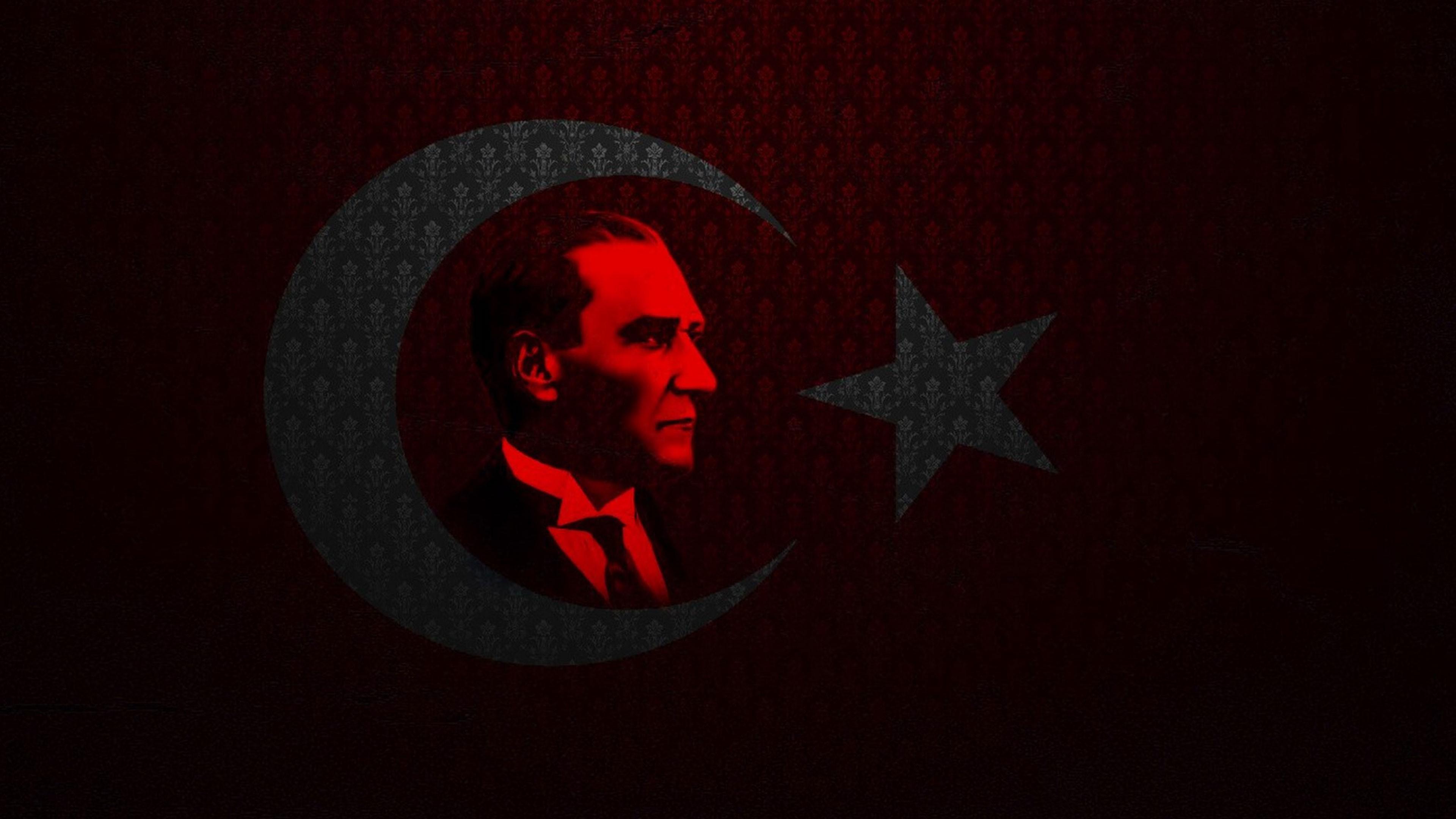Türk Bayrağı hd duvarkağıdı