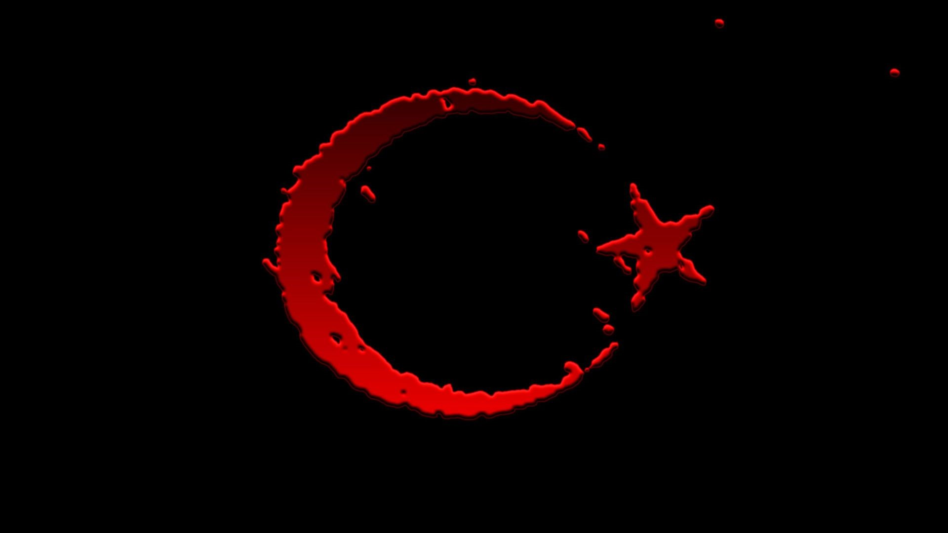 Türk Bayrağı hd duvarkağıtları