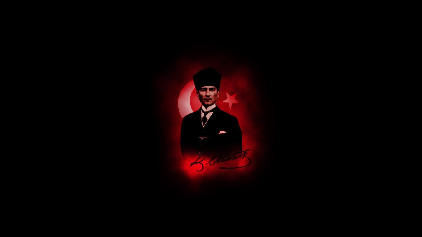 Türk Bayrağı uhd duvarkağıtları