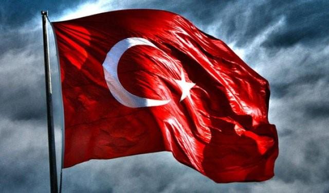Türk Bayrağı ultra hd