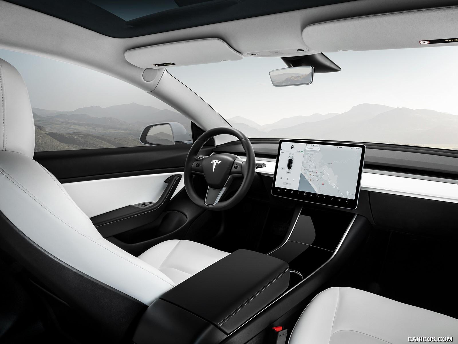 Tesla Model 3 albüm