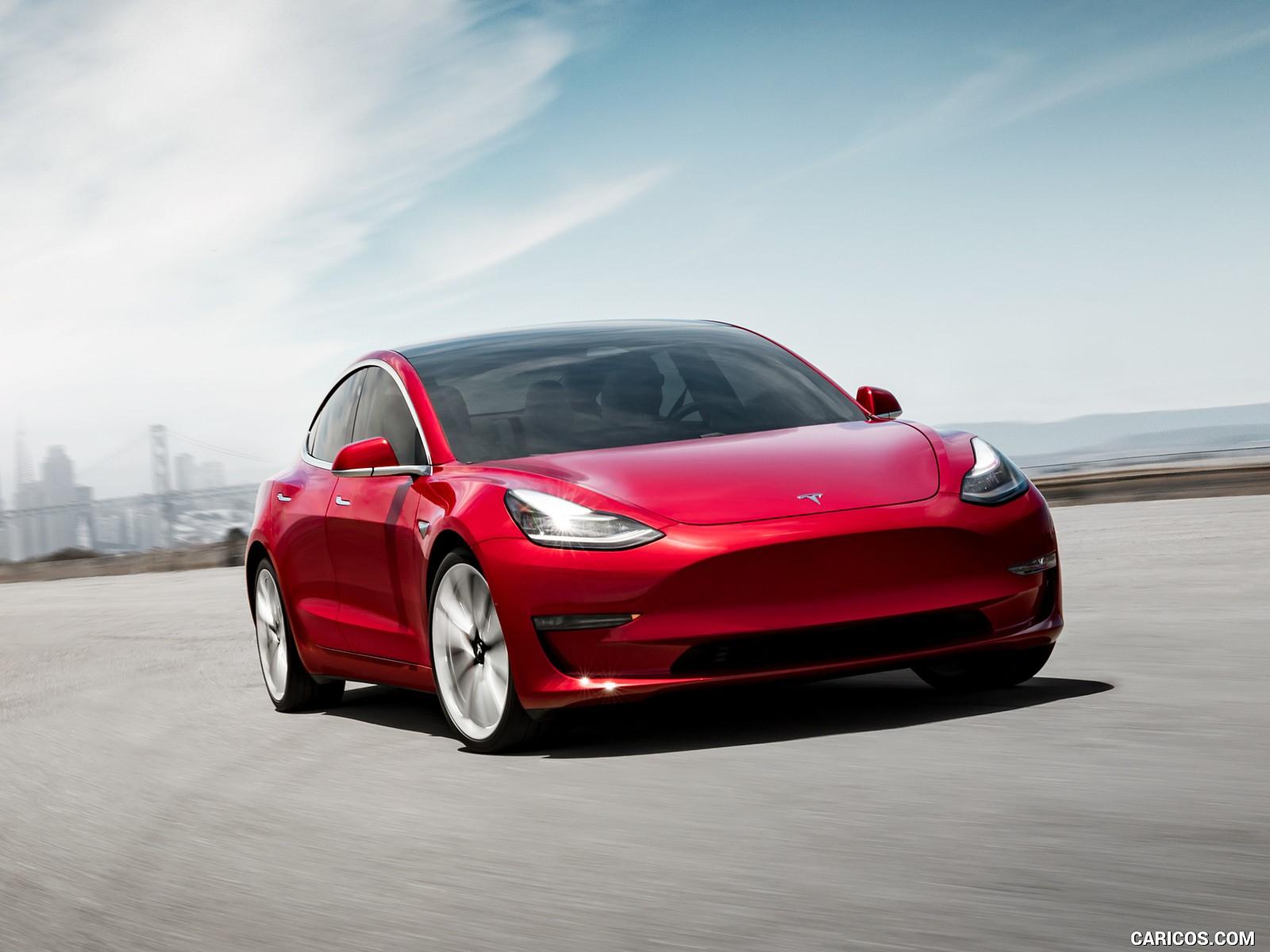 Tesla Model 3 hd wallpapers