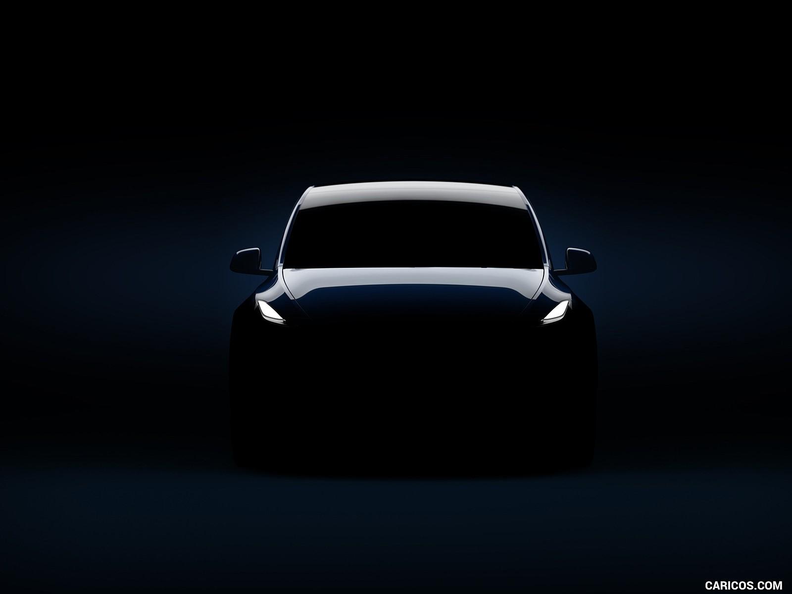 Tesla Model Y wallpapers