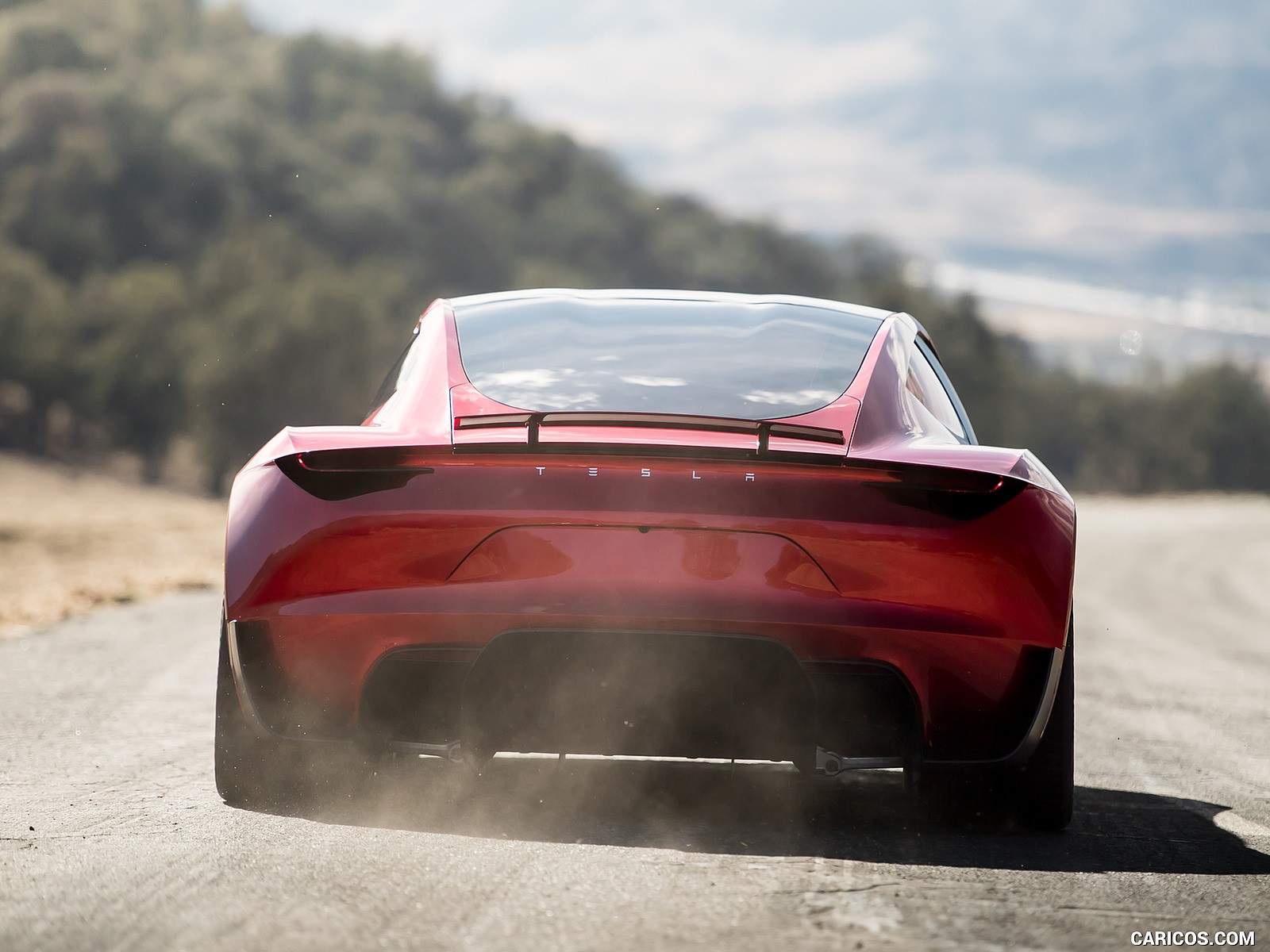 Tesla Roadster görseller