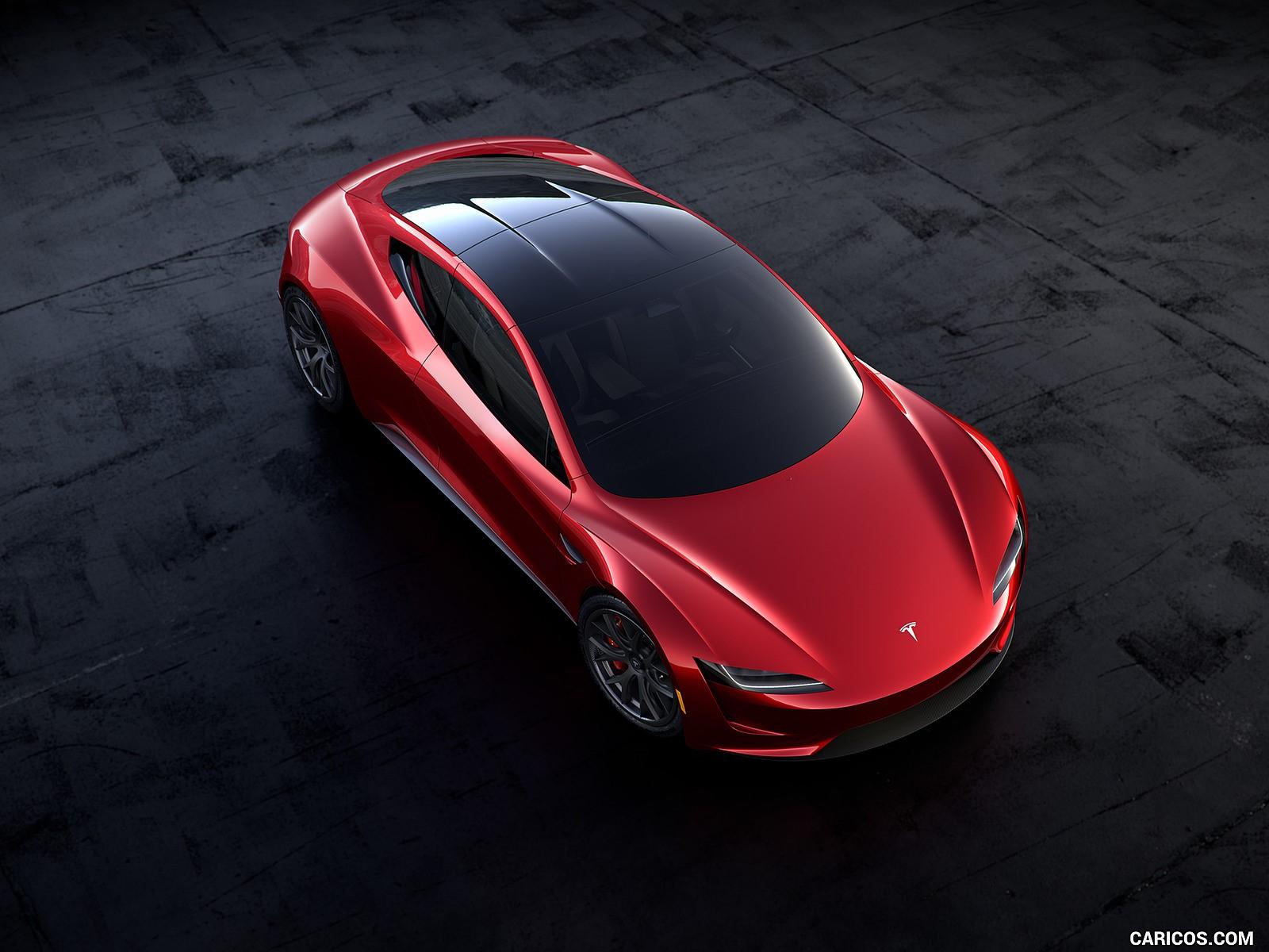 Tesla Roadster hd wallpapers