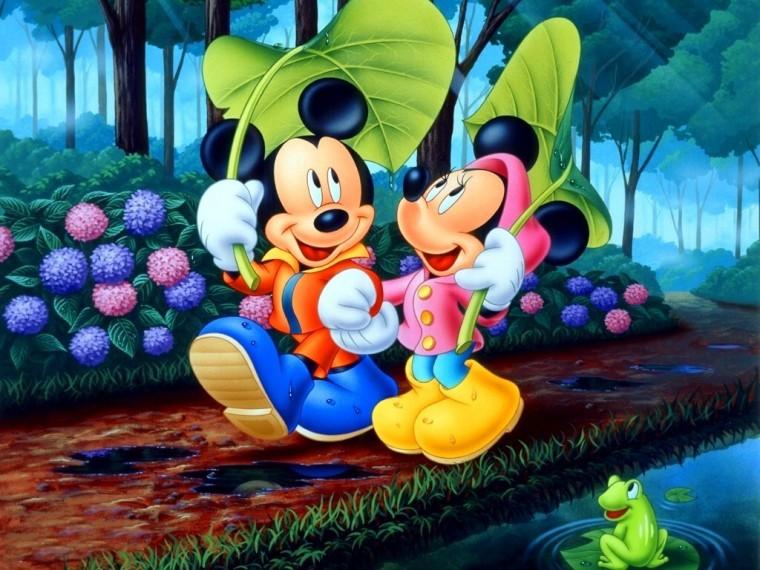 Disney duvarkağıdı