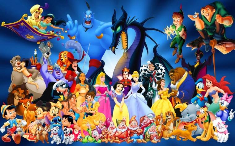 Disney karakterleri