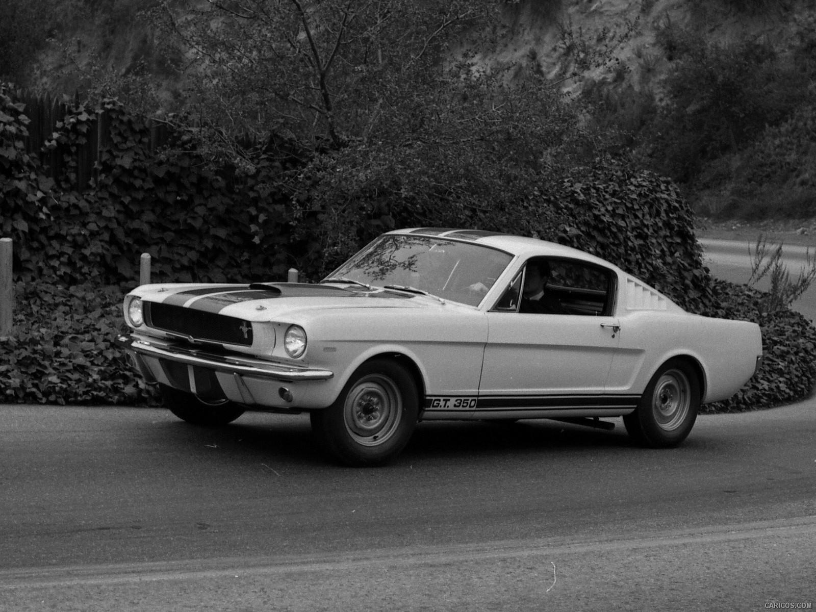 Ford Mustang Shelby GT350 1080p duvarkağıdı