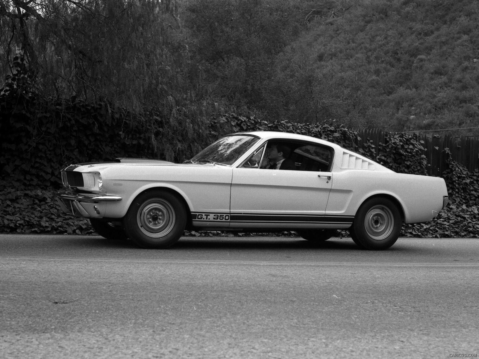 Ford Mustang Shelby GT350 2k duvarkağıdı