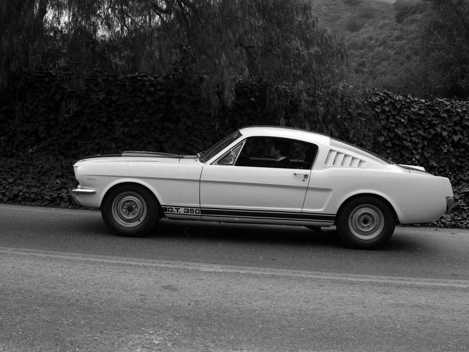 Ford Mustang Shelby GT350 8k duvarkağıdı
