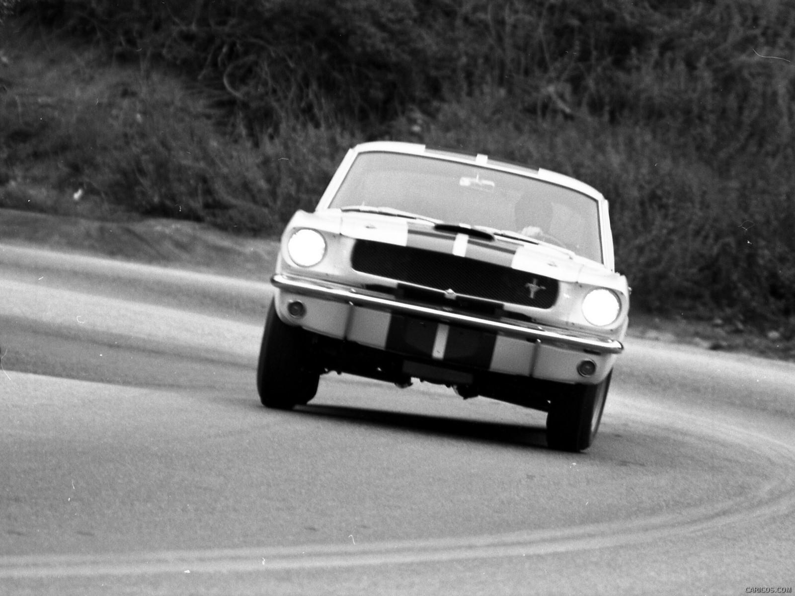 Ford Mustang Shelby GT350 duvarkağıdı