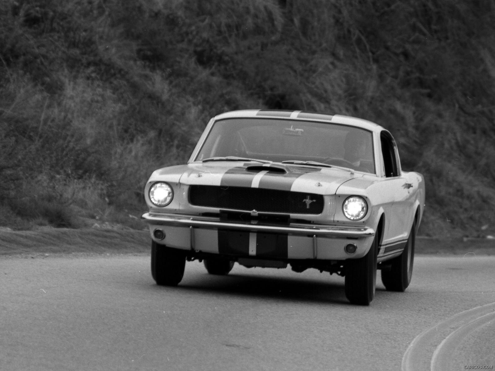 Ford Mustang Shelby GT350 görseller