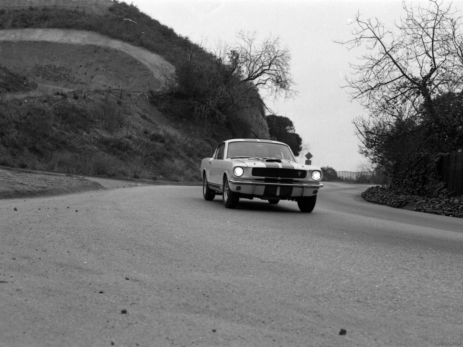 Ford Mustang Shelby GT350 resimleri