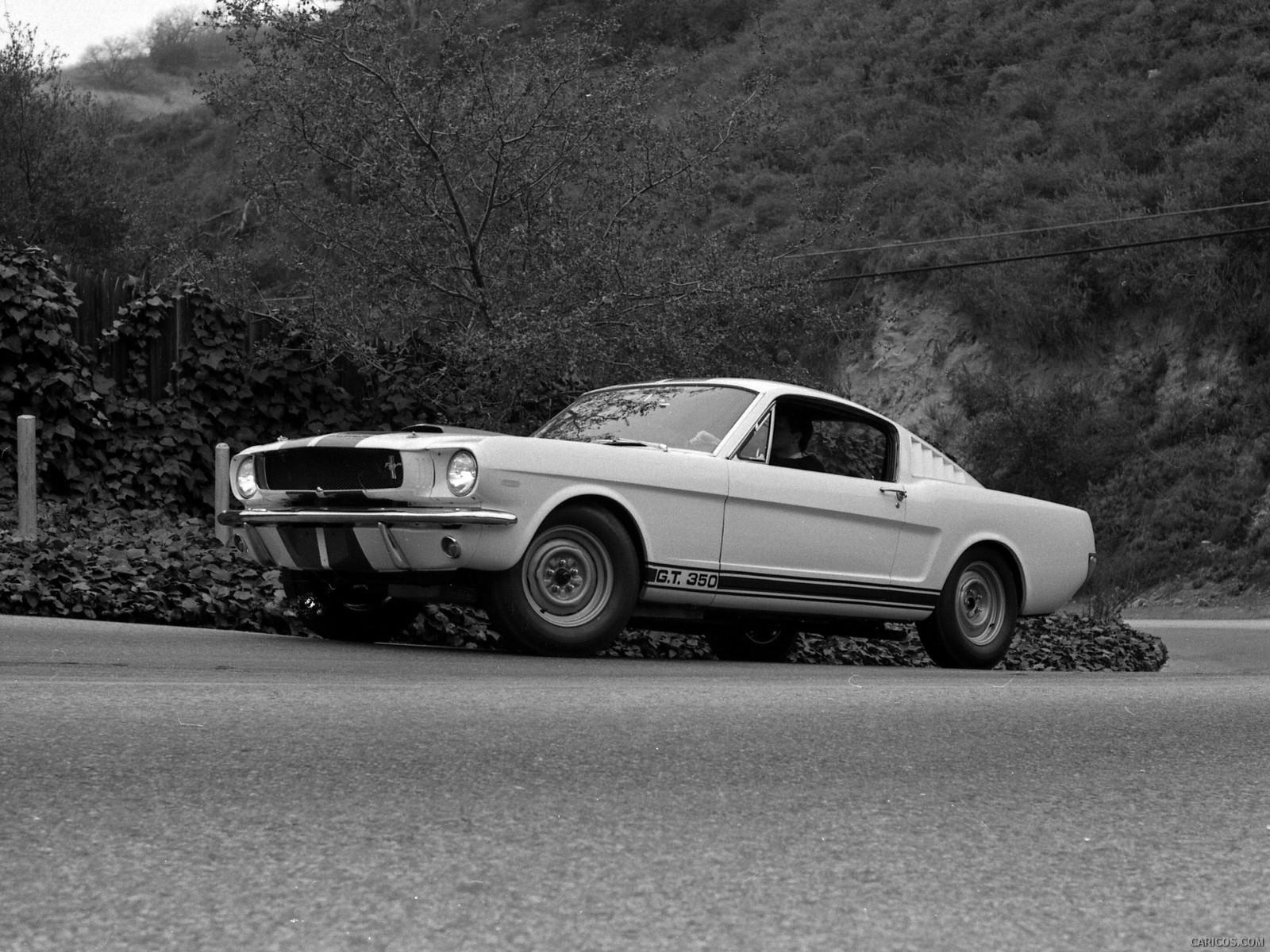 Ford Mustang Shelby GT350 uhd duvarkağıdı