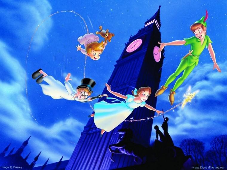 Peter Pan resimleri