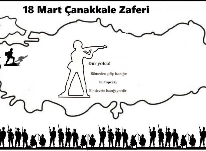 Canakkale Zaferi Ana Sinifi Boyama Wallpaper Resim Arama Resim